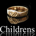Children Baby Rings