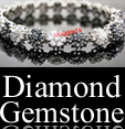 Diamond Gemstone Bracelets