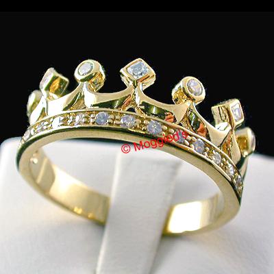 383ad89cbb8c1 Mens Crown Ring